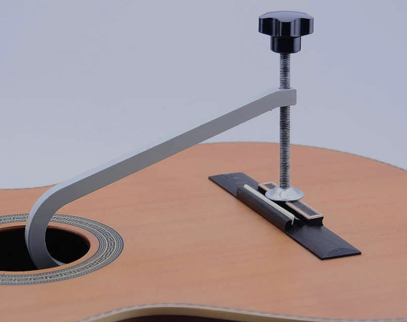 Acoustic Guitar Bridge C Clamp